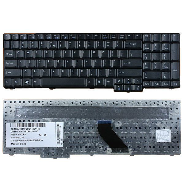 ACER MP-07A53SU-920 Keyboard