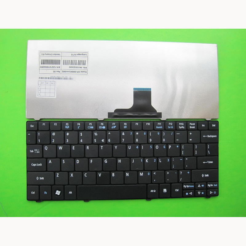 ACER Aspire 1830TZ Keyboard