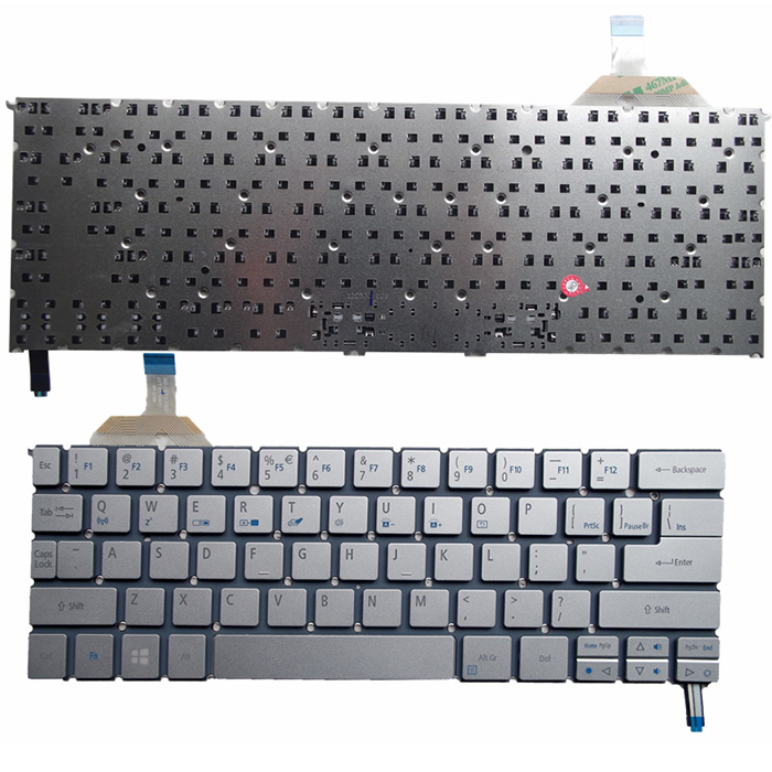 ACER MP-13C66F0J442 Keyboard