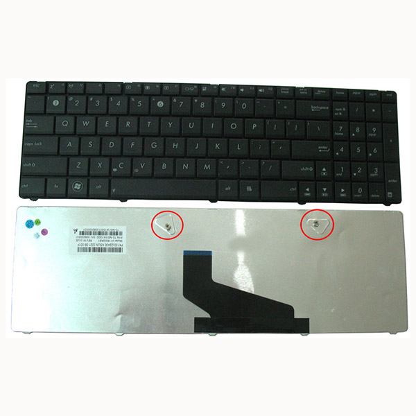 ASUS V118502AS1 Keyboard