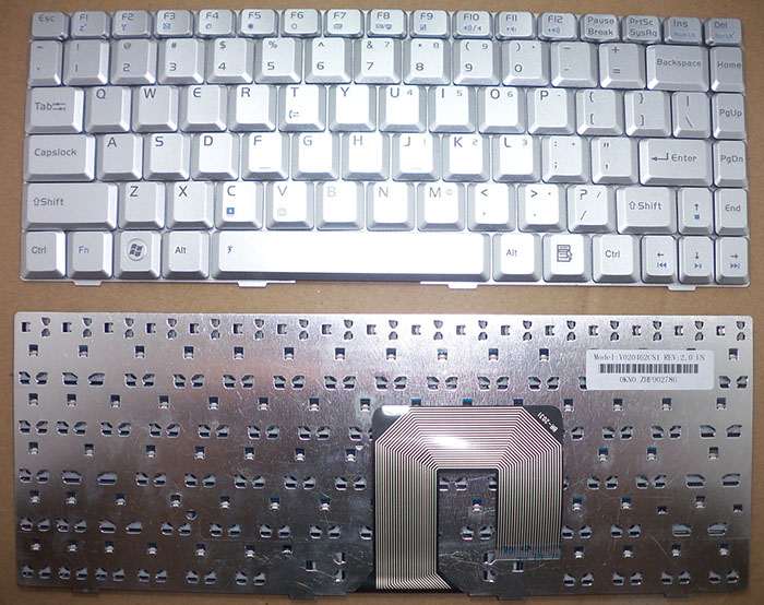 ASUS MP-06833SU-528 Keyboard