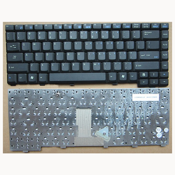 ASUS MP-04116I0-5286 Keyboard
