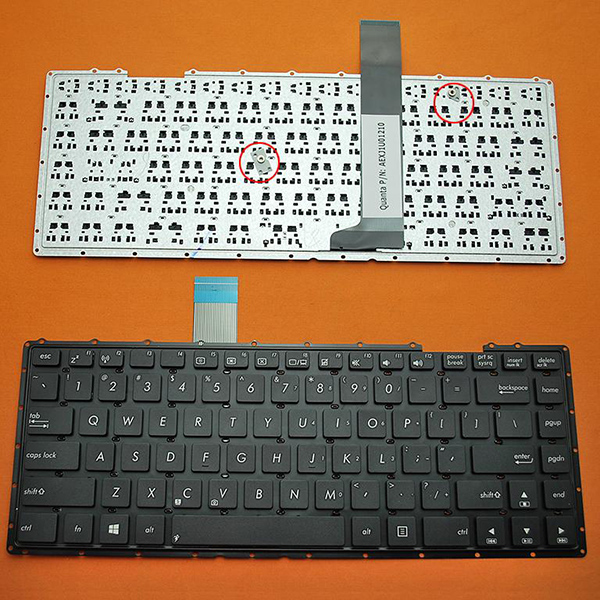 ASUS MP-11L93U3-920 Keyboard