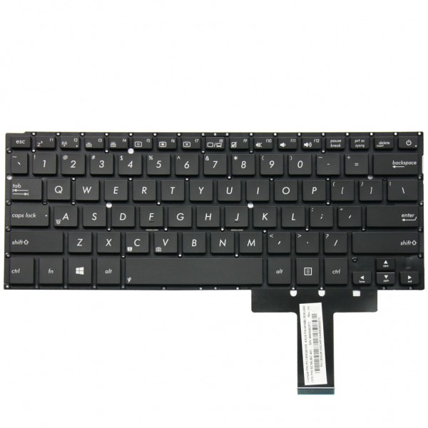 ASUS MP-11B16DN6528 Keyboard