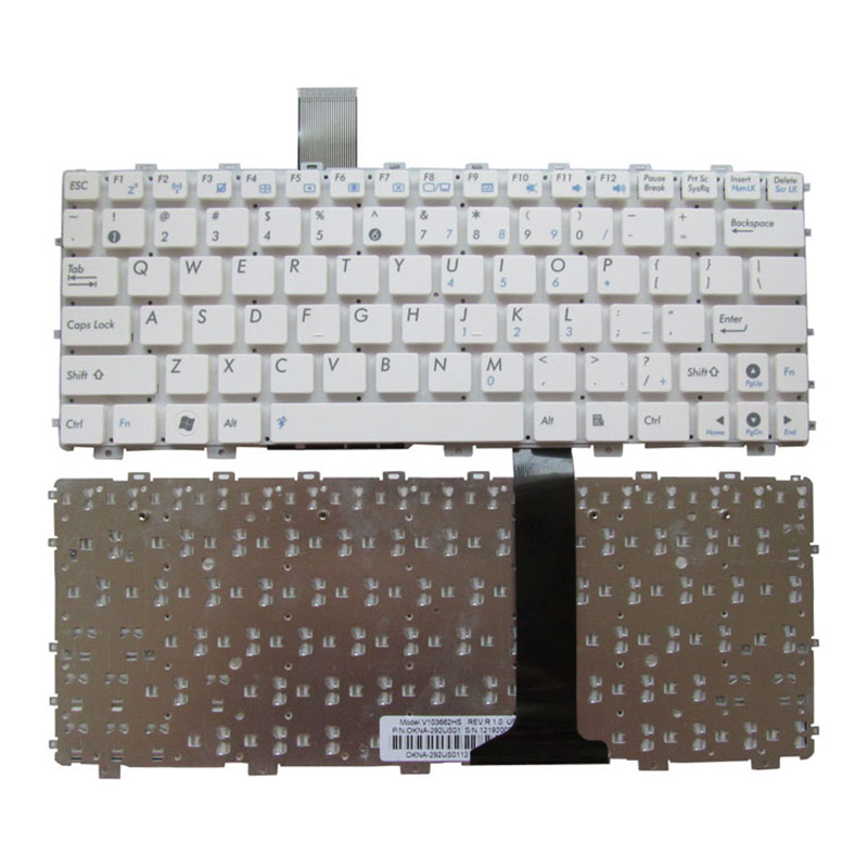 ASUS MP-10B63US-5289 Keyboard