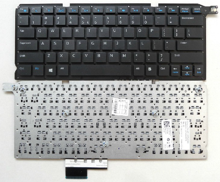 DELL P41G Keyboard