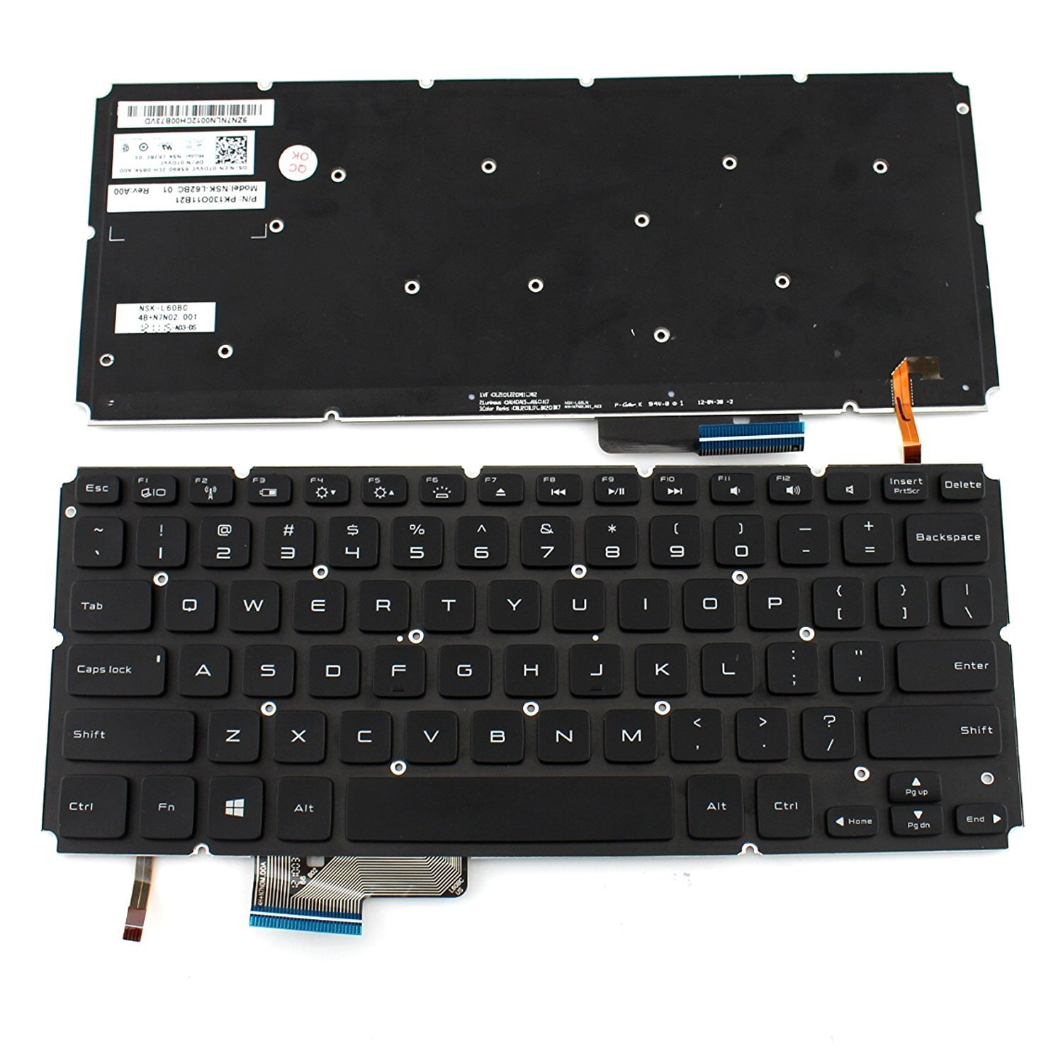 DELL XPS 14 14R Keyboard