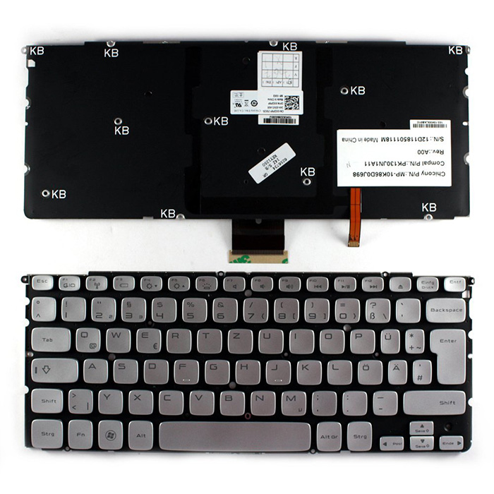 DELL PK130JN1A01 Keyboard