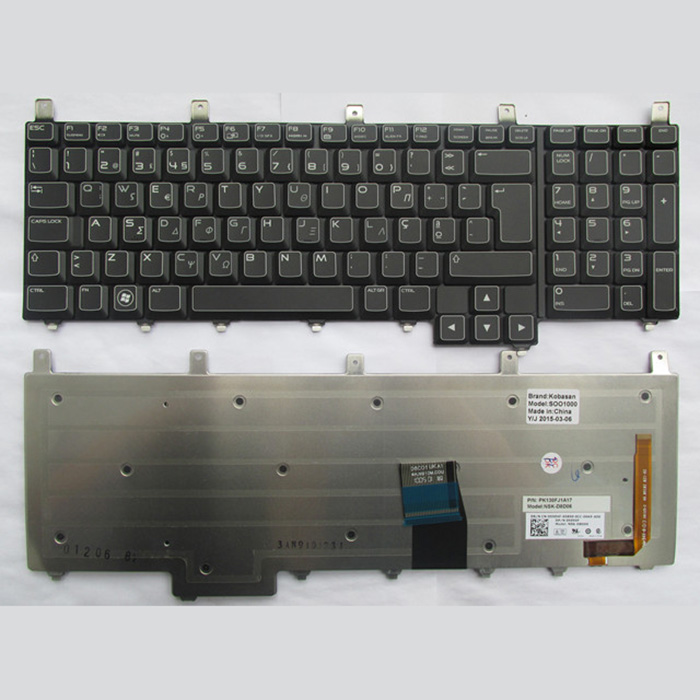 DELL Alienware M17X R3 Keyboard