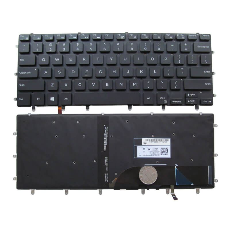 Dell XPS 15-7590 Keyboard