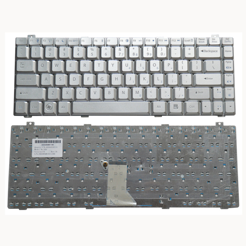 GATEWAY MP-07A43US-839 Keyboard