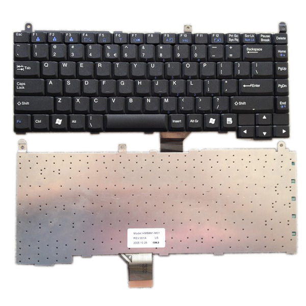 GATEWAY MX7515 Keyboard