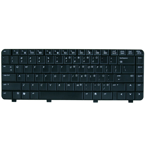 COMPAQ MP-05586E064421 Keyboard