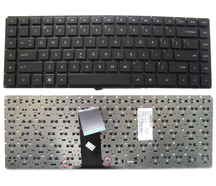 HP ENVY 15-1000SE Keyboard