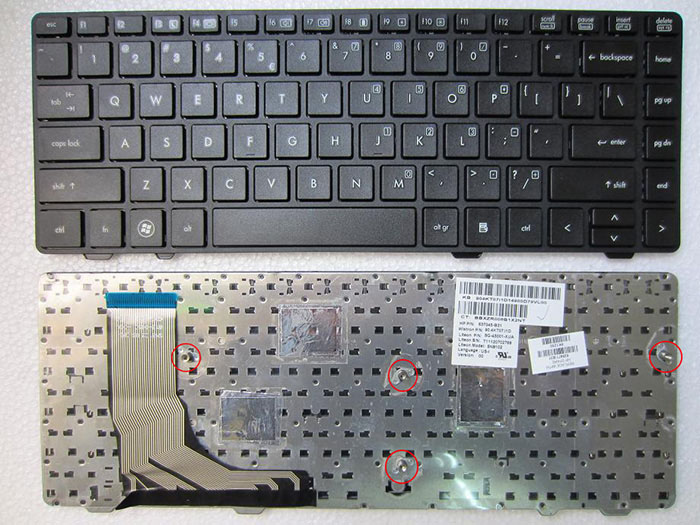 HP ProBook 6360B Keyboard
