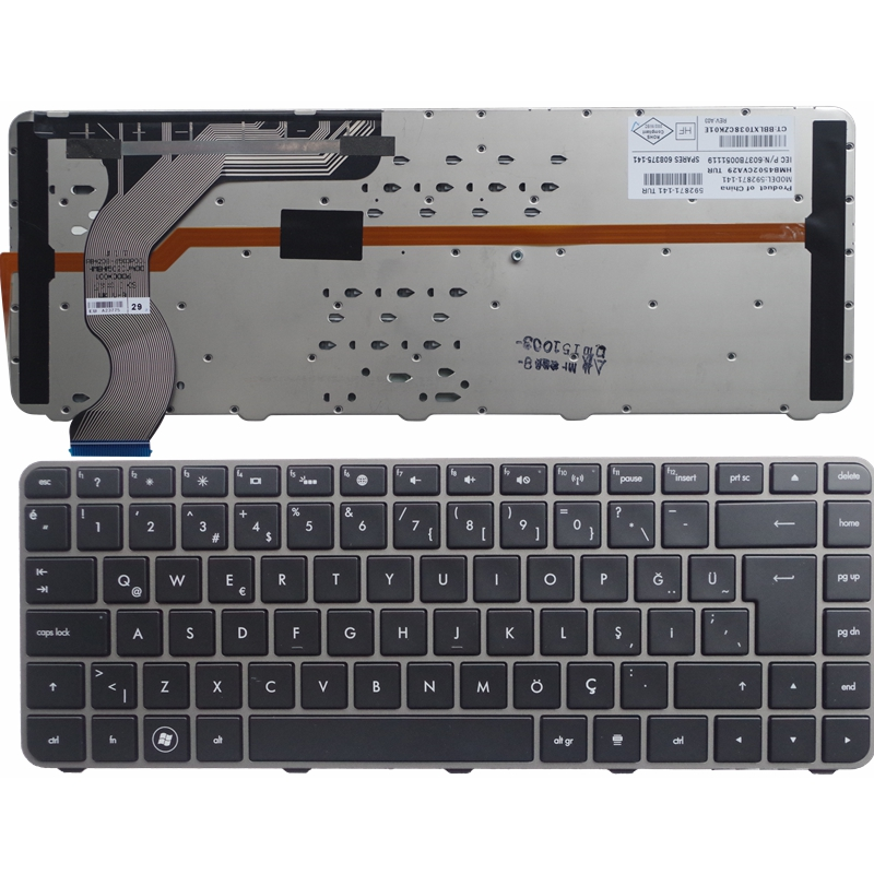 HP Envy 14 Keyboard