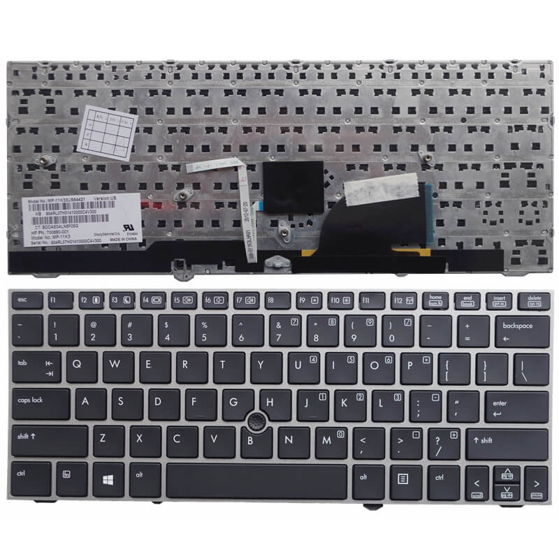 HP EliteBook 2170p Keyboard