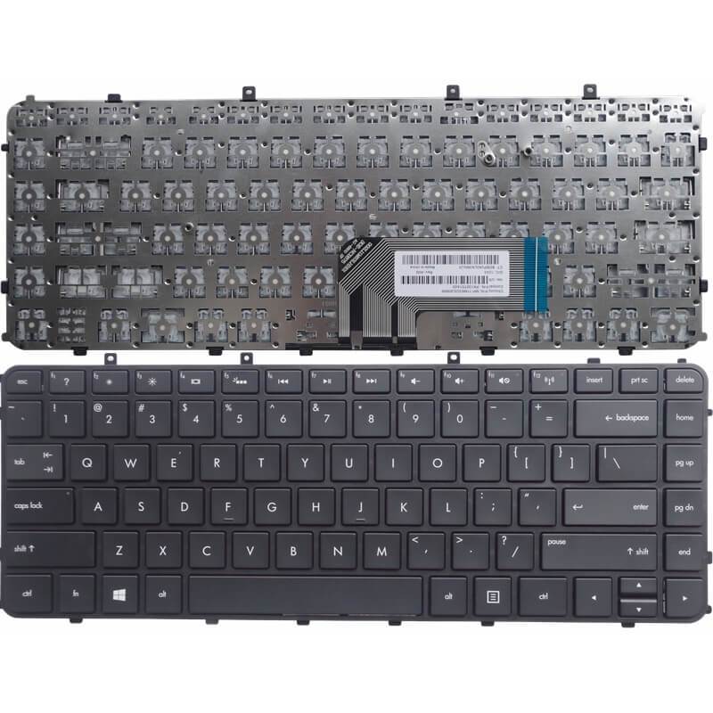 HP TPN-C102 Keyboard