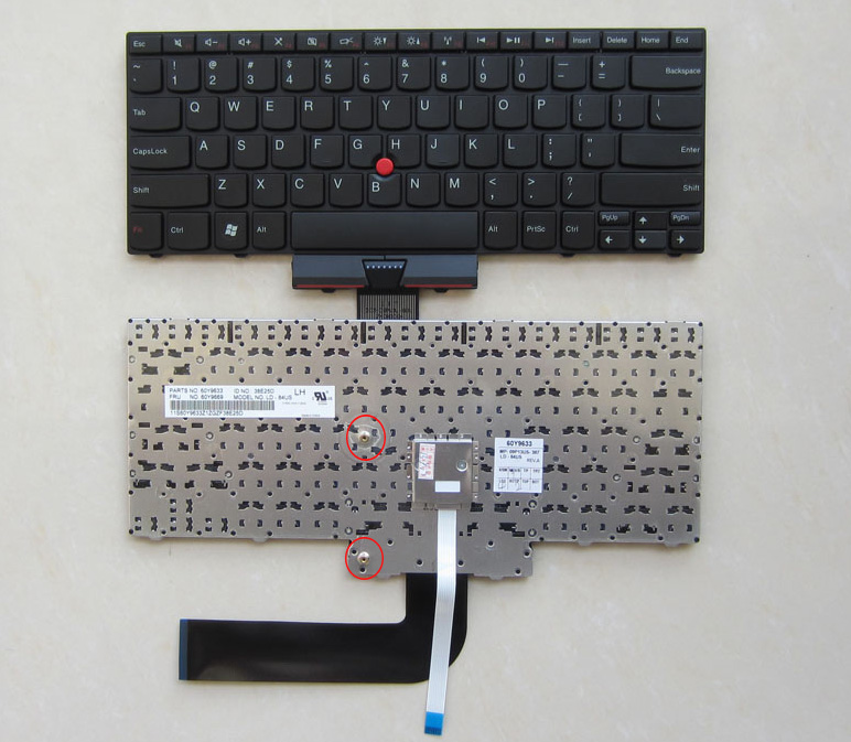 Lenovo ThinkPad Edge E40 Keyboard