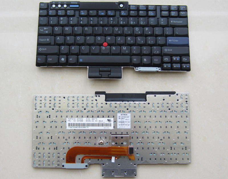 LENOVO MW-89US Keyboard
