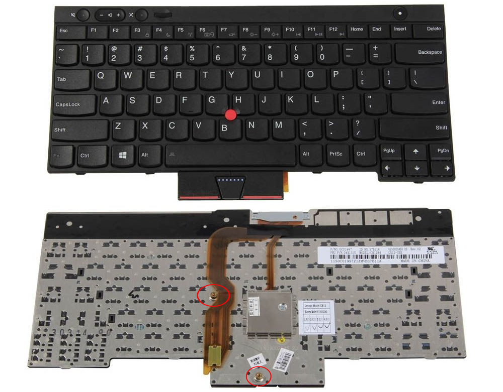 LENOVO CS12-84US Keyboard