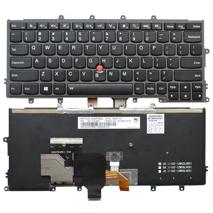 Lenovo Thinkpad X230S Keyboard
