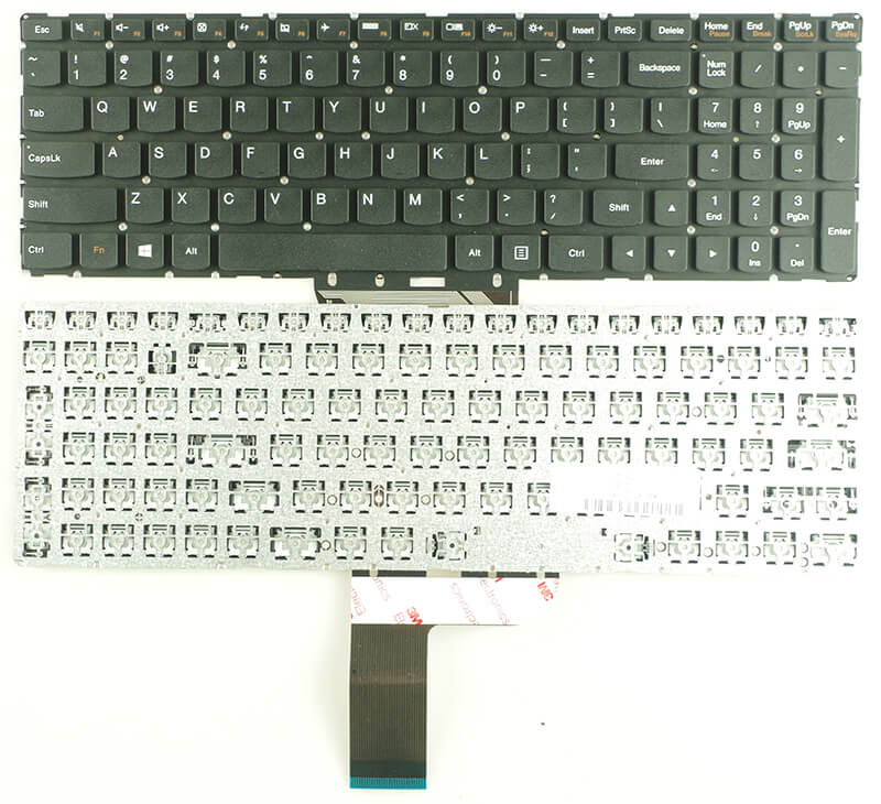 Lenovo Legion Y520-15IKB Keyboard