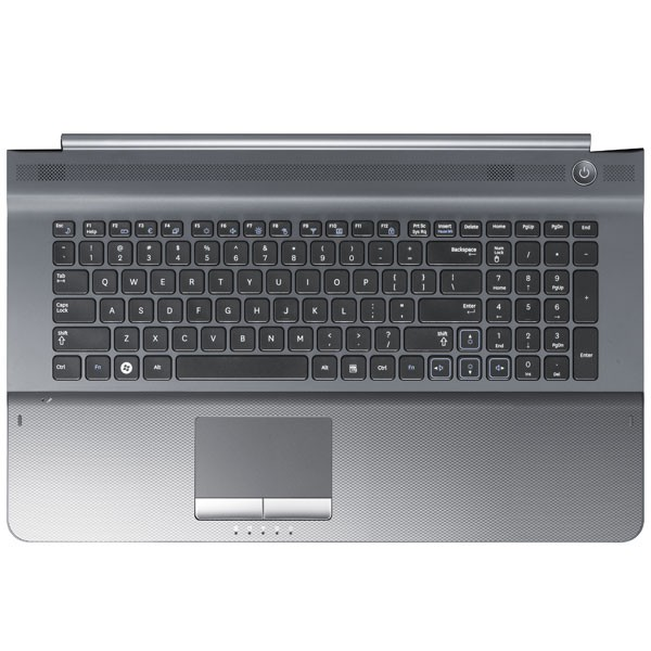 SAMSUNG RC710 Keyboard