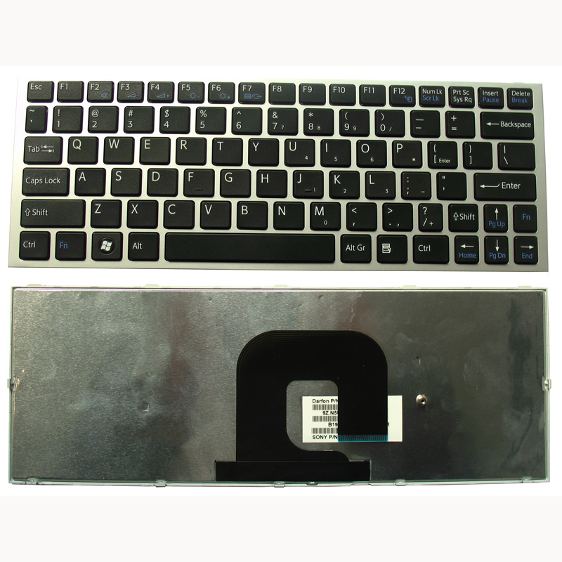 Sony VAIO VPC-YA Series Keyboard