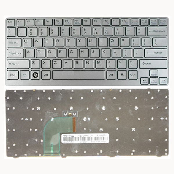 Sony VAIO VGN-CR Series Keyboard