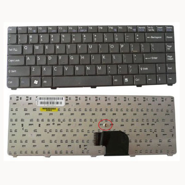 Sony VAIO VGN-C Series Keyboard