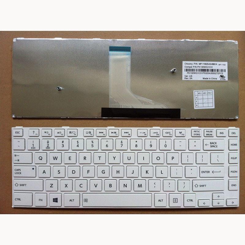 Toshiba Satellite C40-A Keyboard