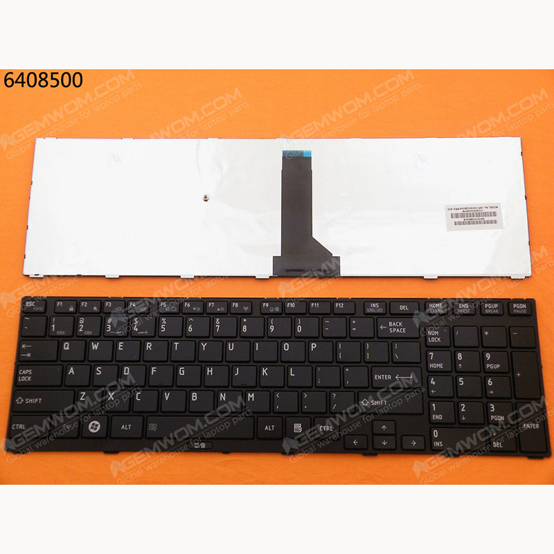 TOSHIBA G83C00D72US Keyboard