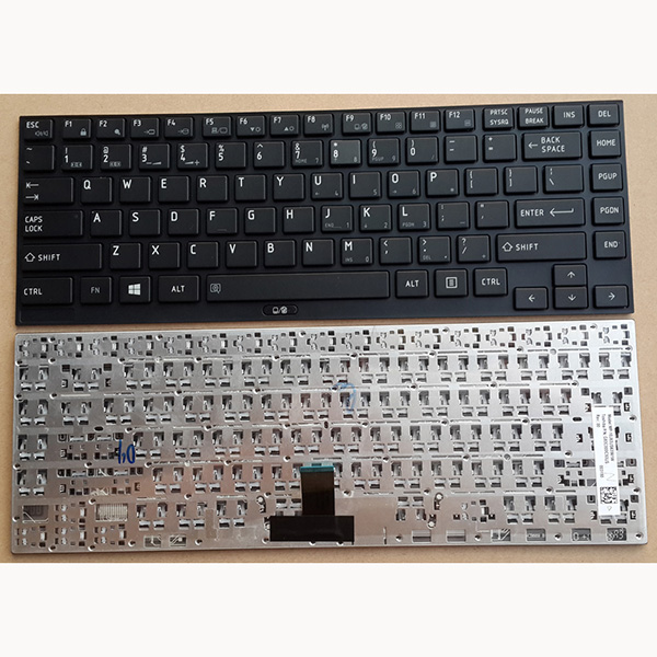 TOSHIBA MP-10N93US6356 Keyboard