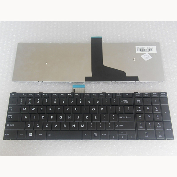 TOSHIBA MP-11B93US-930B Keyboard