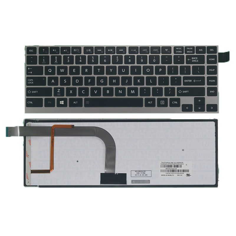 TOSHIBA AETI501010-US Keyboard